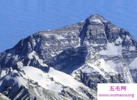 珠穆朗玛峰高度变化_珠穆朗玛峰有多高你能否到达心目中的珠穆朗玛峰-五毛网