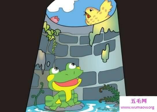 夏虫不可语冰是什么意思,井蛙不...