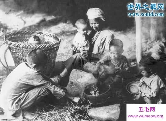 人类破坏自然的例子_山魈食人图是真的吗,历史上竟存在人吃人的风俗-五毛网
