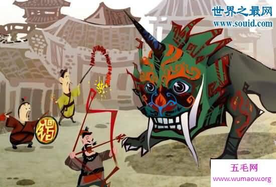 庆祝丰收的节日_春节的由来,起源殷商时期的祭神活动-五毛网