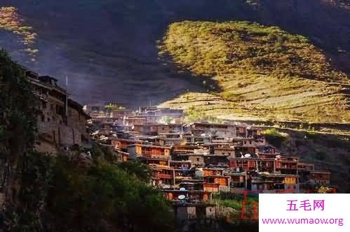 世界上最神秘的村庄,竟然会凭空消失。