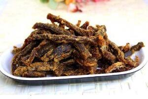 十大内蒙古牛肉干品牌排行榜,蒙伊萨内蒙古牛肉干最好吃
