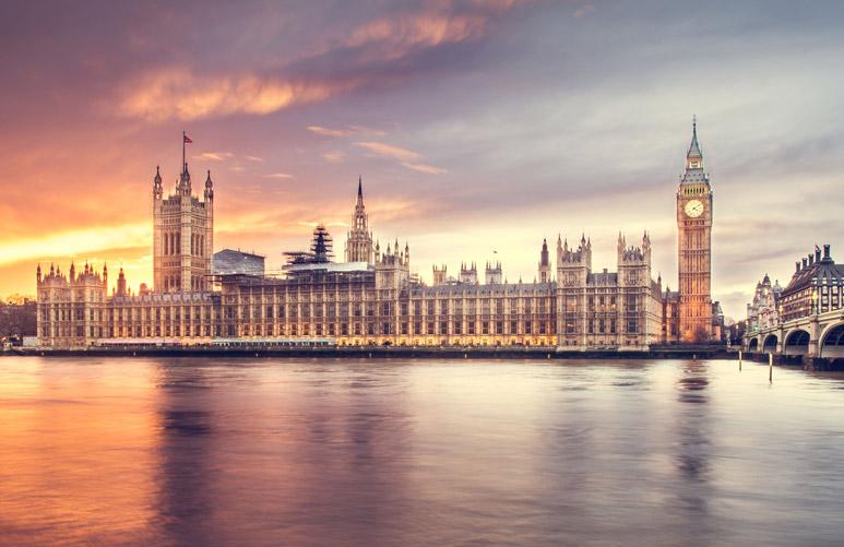 """2050年世界城市""""天气预报"""":伦敦夏天平均气温27度"""