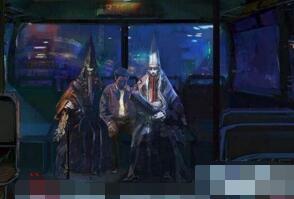 北京公交车灵异事件回顾,竟被老太婆看出诡异逃生了